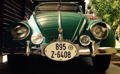 VW Beetle | Germany sign
