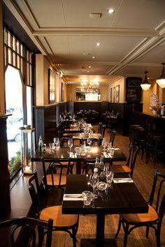 Restaurant Sardegna, Amsterdam