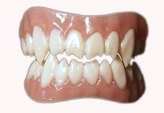 Lucius FX Fangs 2.0 Scary Teeth Dental Veneer