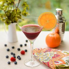 "Berry Orange Martini  www.LiquorList.com  ""The Marketplace for Adults with Taste"" @LiquorListcom   #LiquorList"