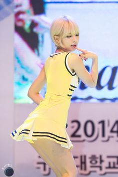 [Eye Candy] 12 Hot Pictures Of AOA's Choa! + Gifs