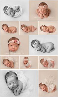 Trend of Newborn Photography Ideas Trend der Neugeborenen Fotografie Ideen Newborn photography Foto Newborn, Newborn Baby Photos, Baby Girl Photos, Baby Poses, Newborn Poses, Newborn Shoot, Newborn Pictures, Baby Girl Newborn, Posing Newborns