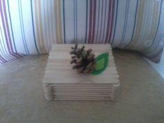 Ένα κουτί, μα τι κουτί - Popsicle stick Boxes