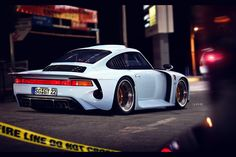 Not sure i've seen a modified Porsche 959, it almost feels like it should be a crime