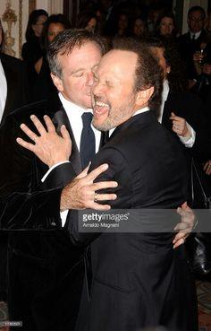 Robin Williams & Billy Crystal (2003)