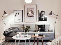 Скандинавскиот начин на уредување е чист, едноставен и пред сè практичен, па можеби затоа сите го обожаваат и многу почесто го применуваат во своите домови... ...