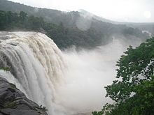 Athirappilly Waterfalls, Vazhachal, Thrissur. Called the Niagara of India.