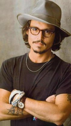Happy 50th Birthday Jonny Depp