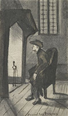 In January 1881 Vincent wrote to his brother about how he was getting on with his drawing. 'I'm sending you 2 small ones, 'On the road' and 'In front of the embers'. I can clearly see that it's not good yet; it's beginning to emerge, though.' http://vangoghletters.org/vg/letters/let162/letter.html   Image: Vincent van Gogh (1853 – 1890), In Front of the Embers, 1881, Van Gogh Museum, Amsterdam (Vincent van Gogh Foundation)  View in detail: http://www.vangoghmuseum.nl/en/collection/d0295V1972