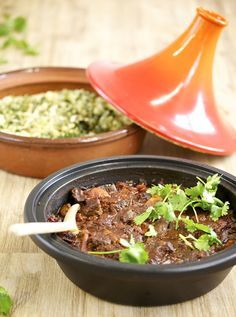 Spicing it up the Moroccan way: lamb tagine and couscous