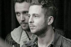 Ryan (Lead) && Brent (Cello & Bass) of OneRepublic!!!!!!!!!!!!!!!!
