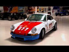 Jay Leno Meets Magnus Walker (Porsche 911 Connoisseur, Urban Outlaw) //