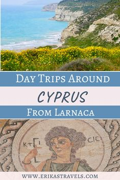 Visiting Cyprus? Why not base yourself in Larnaca and discover all of the countries amazing attractions on a series of day trips? This day trip guide highlights some of the top things to do in Cypurs Visit Cyprus, Europe On A Budget, English Castles, Clearwater Beach, Backpacking Europe, Love Island, Travel Guides, Travel Tips, Luxor Egypt