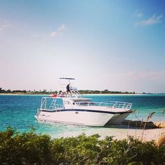 Short boat hop to Little Water Cay (aka Iguana Island), Turks and Caicos Islands Ramble on