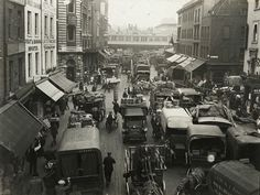 Covent Garden Market, c.1920