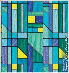 Rhapsody Stained Glass Privacy Window Film  24 in x 86 in >>> Want to know more, click on the image.