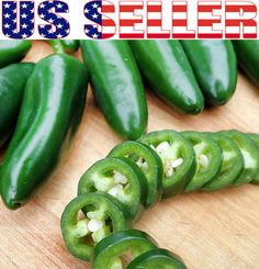 30 Organically Grown Jalapeno Pepper Seeds Chili Hot Heirloom Non GMO Mexican | eBay
