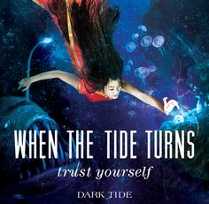 Learn more about DARK TIDE, Book 3 in the Waterfire Saga, here.