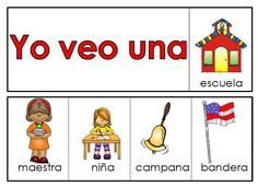 Spanish High Frequency Words- Palabras de uso frecuente This is a set of 20 flip… Preschool Spanish, Spanish Lessons For Kids, Spanish Basics, Spanish Teaching Resources, Spanish Lesson Plans, Elementary Spanish, Spanish Language Learning, Spanish Activities, Learn Spanish