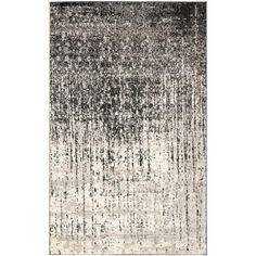 Safavieh Retro Black/Grey 8 ft. 9 in. x 12 ft. Area Rug-RET2770-9079-9 - The Home Depot