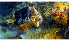 A Pál utcai fiúk (iskolai olvasmányok) Art Work, Painting, Artwork, Work Of Art, Painting Art, Paintings, Painted Canvas, Drawings