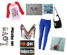 """""""one Direction"""" by mckalawilliams on Polyvore"""