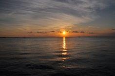 Coucher de Soleil sur la Mer (SM)