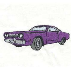 Details: Muscle Cars 2 - 10 DesignsAll Fit the Hoop embroidery designs Sewing Machine Embroidery, Embroidery Software, Free Machine Embroidery Designs, Embroidery Files, Embroidery Applique, Cross Stitch Embroidery, Fabric Crafts, Muscle Cars, Needlepoint