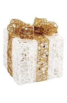 MELROSE GIFTS Light Up Gift Box available at #Nordstrom