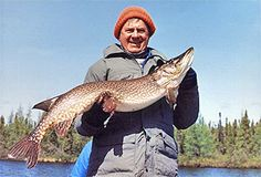 Tips to catch trophy northern pike from www.kasba.com