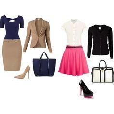 """Outfits for Kaila 2"" by emilyjenn on Polyvore"