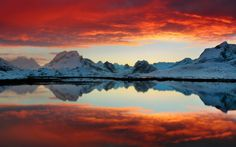 Attachment for Nature Wallpaper Download of Seljord Views in Norway
