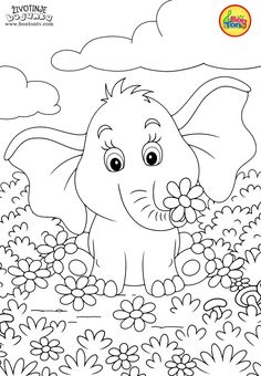 Animals Coloring Pages for Kids - Free Preschool Printables - Životinje Bojanke - Animal Coloring Books by BonTon TV Farm Animal Coloring Pages, Spring Coloring Pages, Preschool Coloring Pages, Cute Coloring Pages, Coloring Books, Free Coloring, Free Printable Coloring Sheets, Coloring Sheets For Kids, Coloring Pictures For Kids