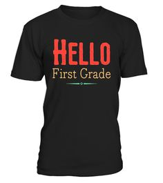 """# Hello First Grade Back To School First Day T Shirt .  Special Offer, not available in shops      Comes in a variety of styles and colours      Buy yours now before it is too late!      Secured payment via Visa / Mastercard / Amex / PayPal      How to place an order            Choose the model from the drop-down menu      Click on """"Buy it now""""      Choose the size and the quantity      Add your delivery address and bank details      And that's it!      Tags: Great gift for daycare…"""