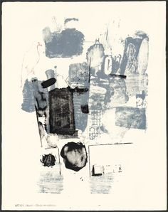 Robert Rauschenberg,Abby's Bird,1962