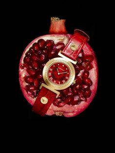 The Versace Vanity watch. #VersaceWatches #Versace.