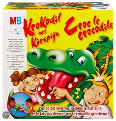 Spel: krokodil
