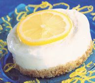 Obsessed with using Fage in everything...Fage Lemon Cheesecake..