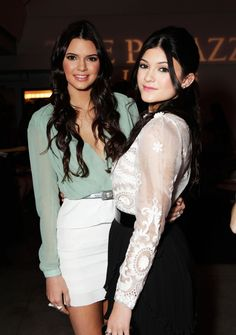 Kylie & Kendall <3