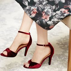 Women shoes High Heels Stilettos Sandals - Women shoes High Heels Stilettos Sandals - Comfortable Women shoes For Work Pants - Women shoes For Fall Flats - - Women shoes Flats Brown Red Velvet Heels, Wedge Shoes, Shoes Heels, Accesorios Casual, Minimalist Shoes, Minimalist Jewelry, Prom Heels, Latest Shoes, Wedding Shoes