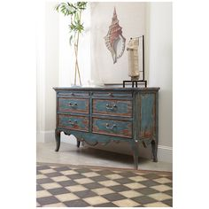 Hooker Furniture Four-Drawer Chest