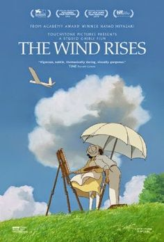Studio Ghibli has announced the English language voice cast for The Wind Rises. Joseph Gordon-Levitt will front Hayao Miyazaki's film as the voice of aeronautical engineer Jiro Horikoshi. Hayao Miyazaki, Jiro Horikoshi, Studio Ghibli Films, Le Vent Se Leve, Dm Poster, Touchstone Pictures, Wind Rises, Watch Free Movies Online, Watch Movies