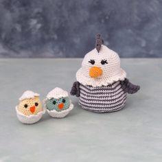 Free Crochet, Crochet Hats, Maltese Dogs, Crochet Animals, Crochet Patterns, Easter, Dolls, Creative, Crafts