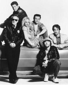"""""""True Romance"""" (1993) Christian Slater, Patricia Arquette, Dennis Hopper, Val Kilmer, Gary Oldman, Brad Pitt"""