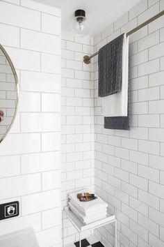Kleine klassieke badkamer van nog geen 4m2   HOMEASE