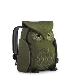 Owl Backpack, Owl Bags, Luggage Brands, Felt Owls, Baby Owls, Cute Owl, Zipper Pouch, Bag Accessories, Purses And Bags