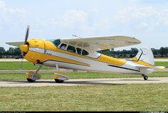 Cessna 195. I want this!