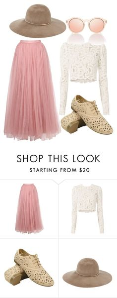 """""""Untitled #9"""" by kirrilee-lewis on Polyvore featuring Little Mistress, A.L.C., Eugenia Kim and Le Specs"""