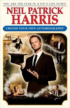 """Neil Patrick Harris' Autobiography Is A """"Choose Your Own Adventure"""" Book"""