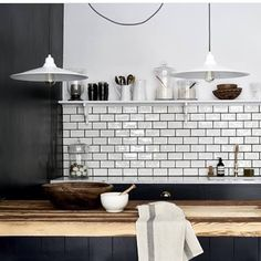"""Essential Kitchens mag (EKBB) on Instagram: """"Its Monday morning and there's lots of coffee to be drank ☕️☕️☕️ we're looking through some of our favourite kitchen designs, and this…"""" Ceiling Rose, Ceiling Lights, Large Kitchen Island, Tall Ceilings, Work Surface, Pendant Lighting, Bulb, Steel, Monday Morning"""